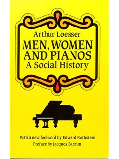 Men, Women And Pianos: A Social History Books | Piano