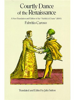 Courtly Dance Of The Renaissance Books |