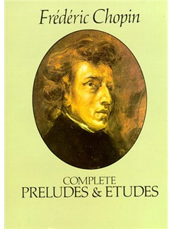 Chopin: Complete Preludes And Etudes Books | Piano