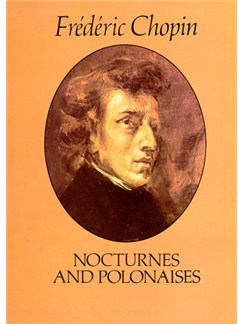 Chopin: Nocturnes And Polonaises Books | Piano