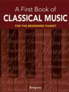 My First Book Of Classical Music Books | Piano