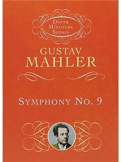 Gustav Mahler: Symphony No.9 Miniature Score Books | Orchestra