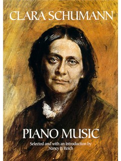 Clara Schumann Piano Music Books | Piano