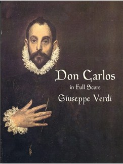 Verdi: Don Carlos In Full Score Books | Opera