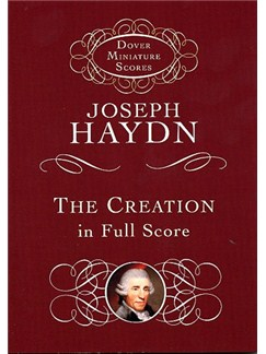 Haydn: The Creation In Full Score Books | Orchestra and Chorus