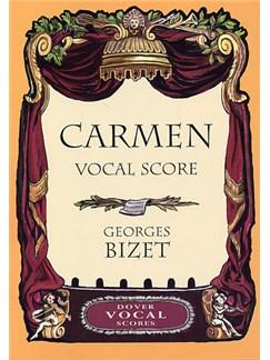 Bizet: Carmen (Vocal Score) Books | Opera