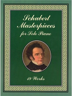 Schubert: Masterpieces For Solo Piano Books | Piano