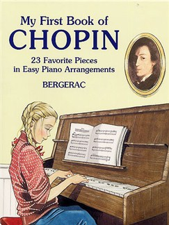 My First Book Of Chopin Books | Piano
