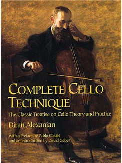 Diran Alexanian: Complete Cello Technique Books | Cello