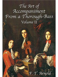 The Art Of Accompaniment From A Thorough-Bass Volume II Books | Continuo