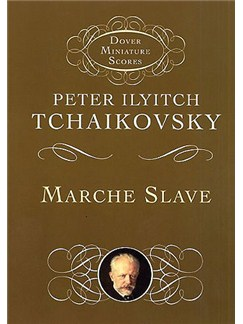Tchaikovsky: Marche Slave (Miniature Score) Books | Orchestra