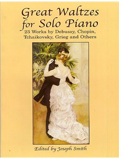 Great Waltzes For Solo Piano Books | Piano