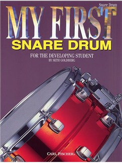 Seth Goldberg: My First Snare Drum Books | Drums