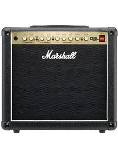 Marshall: DSL15 Valve Combo Amp - 15 Watt  |