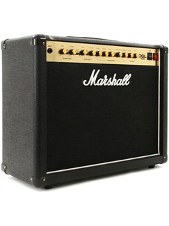 Marshall: DSL40 Valve Combo Amp - 40 Watt (Black)  |
