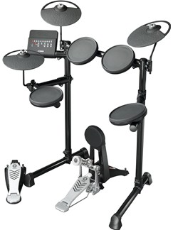Yamaha: DTX430K Electronic Drum Kit Instruments | Drums