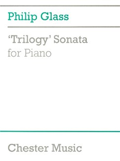 Philip Glass: 'Trilogy' Sonata For Piano Books | Piano