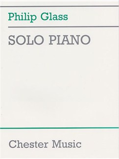 Philip Glass: Solo Piano Books | Piano