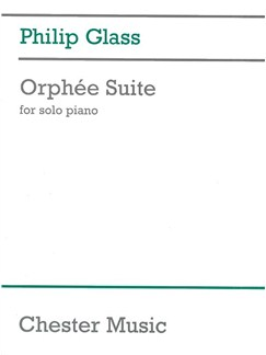 Philip Glass: Orphee Suite For Piano Books | Piano