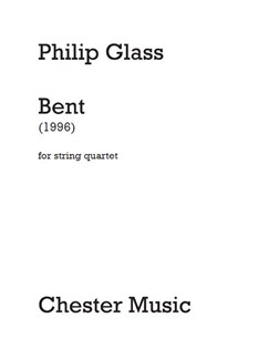 Philip Glass: Bent Books | String Quartet
