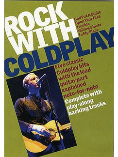 Rock With Coldplay DVDs / Videos | Guitar