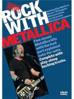 Rock With: Metallica DVDs / Videos | Guitar