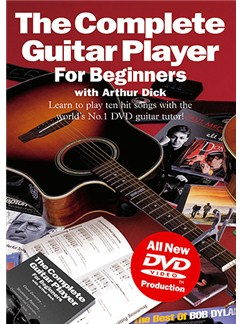 The Complete Guitar Player For Beginners (DVD Edition) DVDs / Videos | Guitarra
