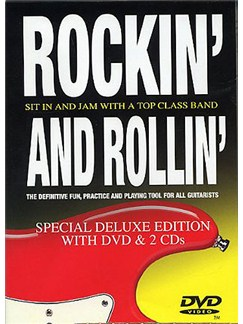 Rockin' And Rollin': Deluxe Edition DVD And 2 CDs CDs and DVDs / Videos | Guitar