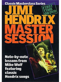 Master Session: Jimi Hendrix DVDs / Videos | Guitar