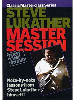 Master Session: Steve Lukather DVDs / Videos | Guitar