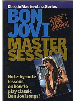 Master Session: Bon Jovi DVDs / Videos | Guitar