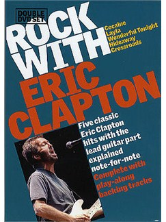 Rock With Eric Clapton DVDs / Videos | Guitar