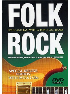 Folk Rock: Deluxe Edition DVD And 2 CDs CD et DVDs / Videos | Guitare