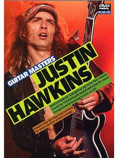 Justin Hawkins: Guitar Masters DVD And CD CDs and DVDs / Videos | Guitar