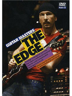The Edge: Guitar Masters DVD And CD CD og DVDs / Videos | Guitar