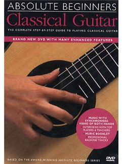 Absolute Beginners: Classical Guitar (DVD) DVDs / Videos | Guitare, Guitare Classique