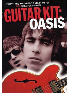 Guitar Kit: Oasis Books, CDs and DVDs / Videos | Guitar
