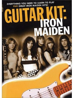 Guitar Kit: Iron Maiden Books, CDs and DVDs / Videos | Guitar