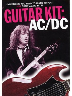 Guitar Kit: AC/DC Books, CDs and DVDs / Videos | Guitar