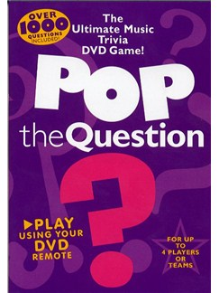 Music Games: Pop The Question (DVD Edition)  |