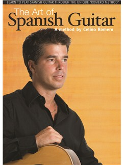 The Art Of Spanish Guitar - A Method By Celino Romero DVDs / Videos | Guitar
