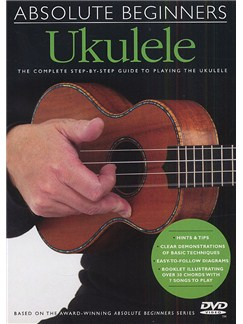 Absolute Beginners: Ukulele (Multi-Language Edition) DVDs / Videos | Ukelele