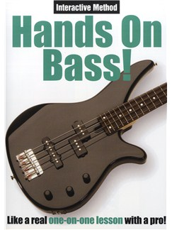 Hands On Bass! - Interactive Method DVDs / Videos | Bass Guitar