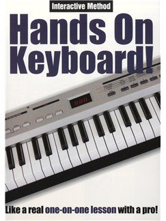 Hands On Keyboard! - Interactive Method DVDs / Videos | Keyboard