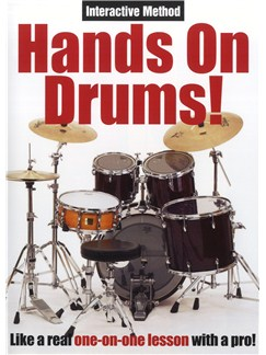 Hands On Drums! - Interactive Method DVDs / Videos | Drums