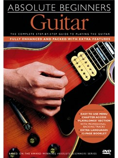 Absolute Beginners: Guitar (With Subtitles) DVDs / Videos | Guitar