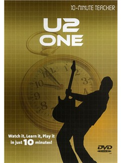 10-Minute Teacher: U2 - One DVDs / Videos | Guitar