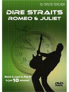 10-Minute Teacher: Dire Straits - Romeo And Juliet DVDs / Videos | Guitar