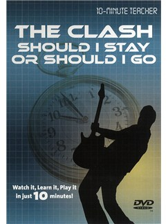 10-Minute Teacher: The Clash - Should I Stay Or Should I Go DVDs / Videos | Guitar