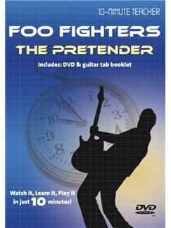 10-Minute Teacher: Foo Fighters - The Pretender DVDs / Videos | Guitar